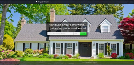 Find out your homes value
