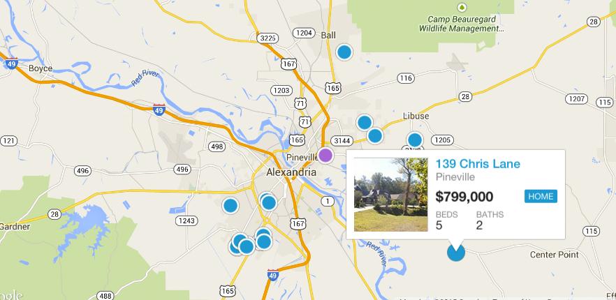 Louisiana Real Estate and Homes