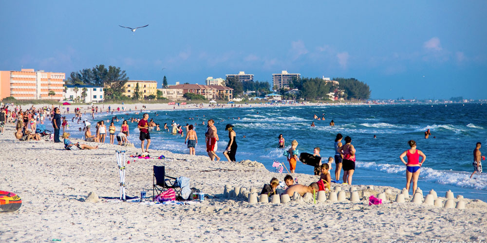 Moving to St. Petersburg   Tampa Bay Relocation Guide   Beaches of St. Petersburg