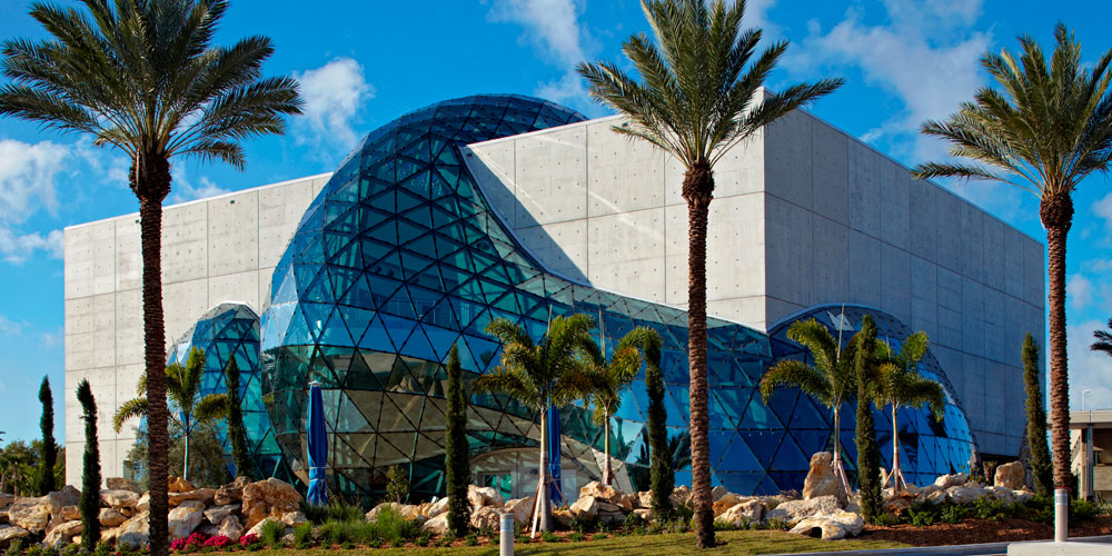 Moving to St. Petersburg   Tampa Bay Relocation Guide   Dali Museum