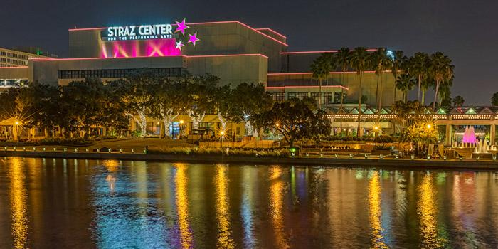 Straz Center Tampa