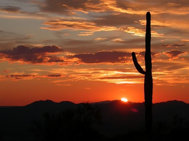Best places to watch Arizona sunsets