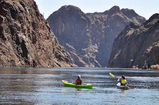 Kayaking Phoenix, AZ