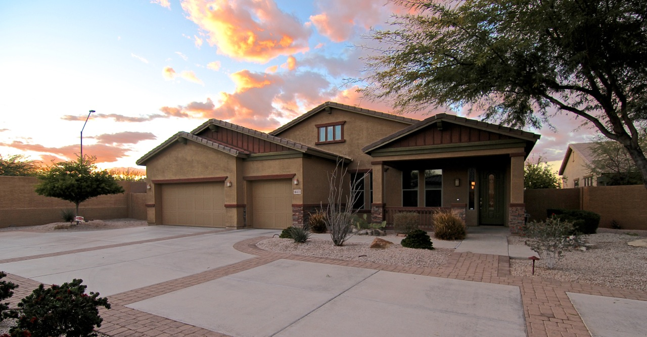 New Construction Homes For Sale In Glendale Az