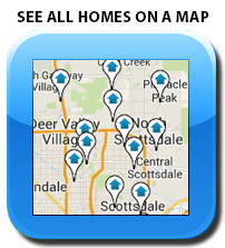 Map of Pleasant Valley homes for sale