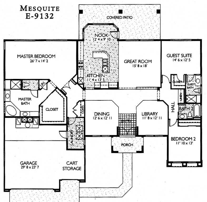 sun city grand floor plans
