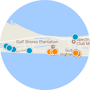Orange Beach Real Estate Map Search