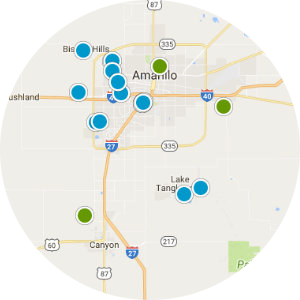 Puckett West Real Estate Map Search