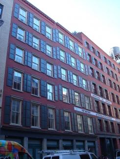 The Juilliard Building