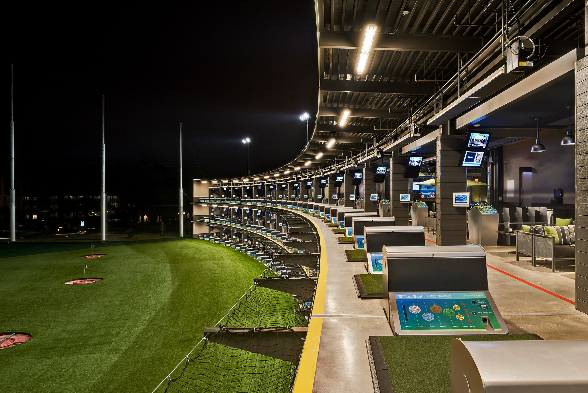 Golf Driving Range Virginia Beach