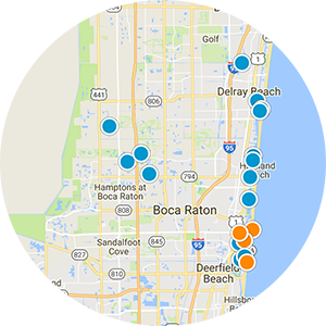 Boynton Beach Real Estate Map Search