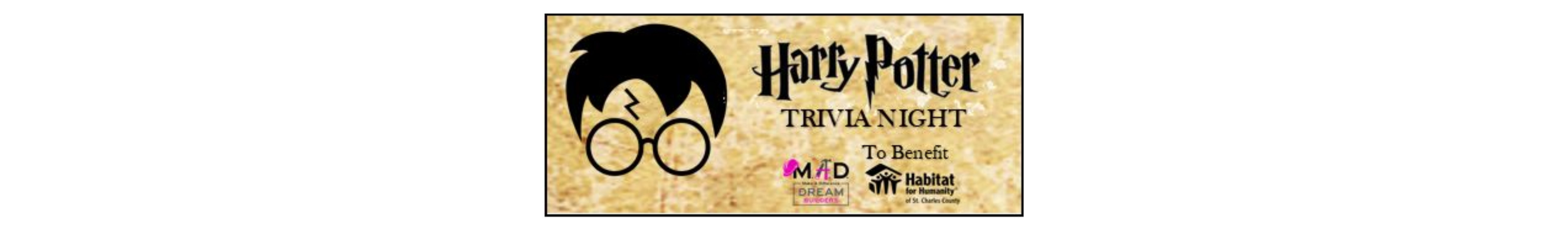 MAD Dream Builders Harry Potter Trivia 2019