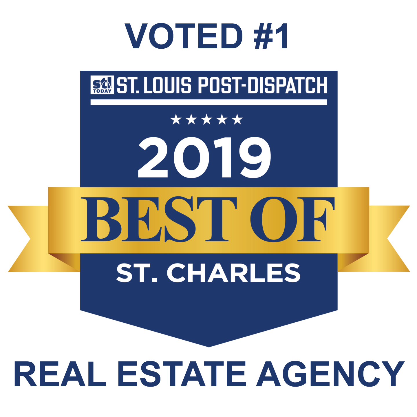 Best of St. Charles 2019 - M2ForSale Realty Group