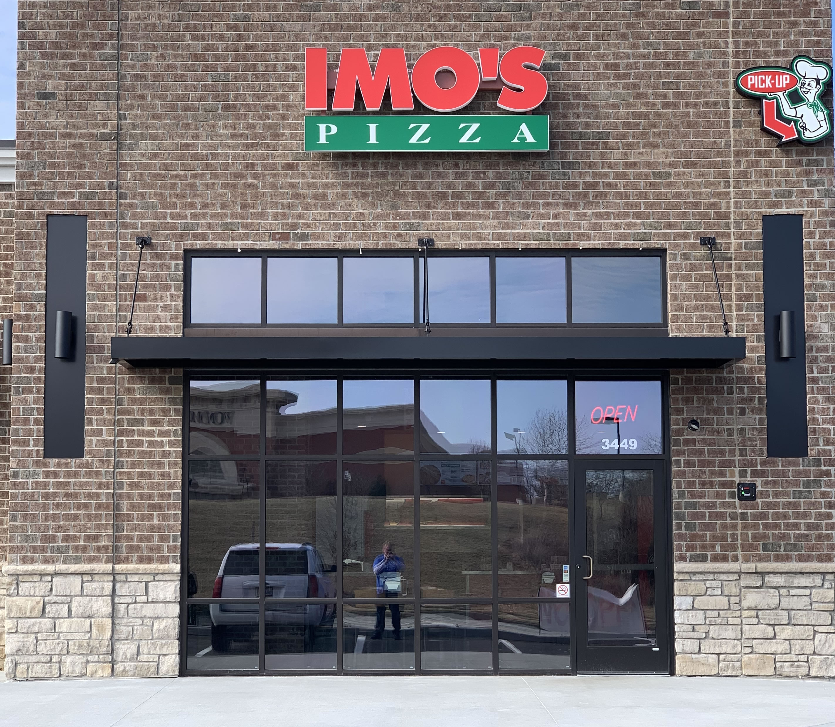 Imo's Pizza Lake St Louis