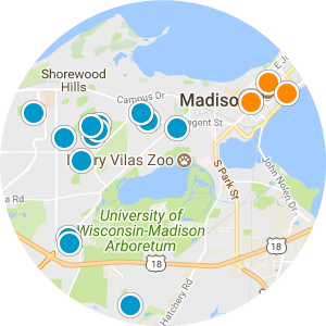 Verona Real Estate Map Search
