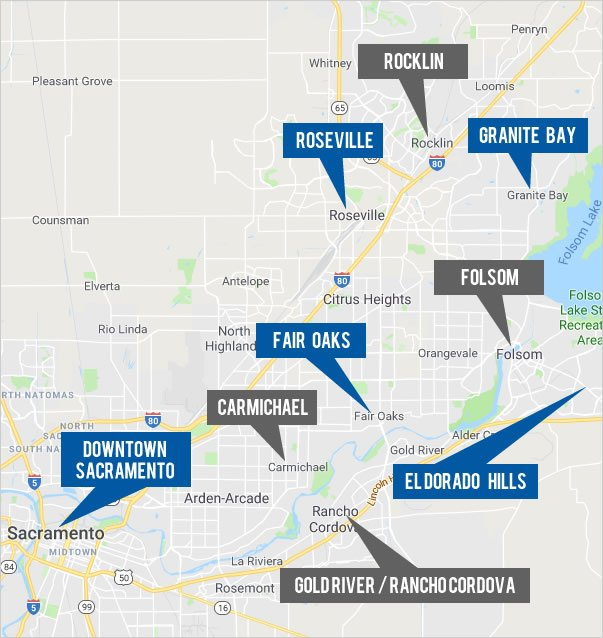 Explore Sacramento Real Estate