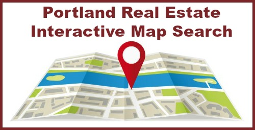 Portland Real Estate Interactive Map Search