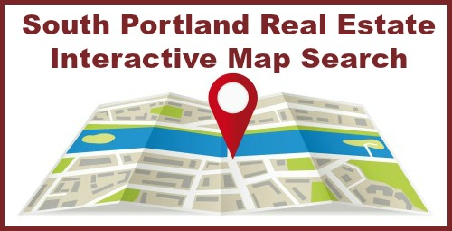 South Portland Real Estate Interactive Map Search
