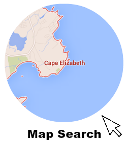 Cape Elizabeth Map Search