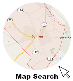 Gorham Map Search