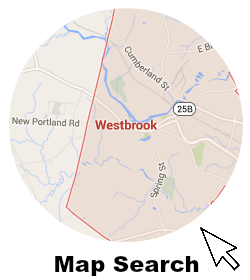 Westbrook Map Search