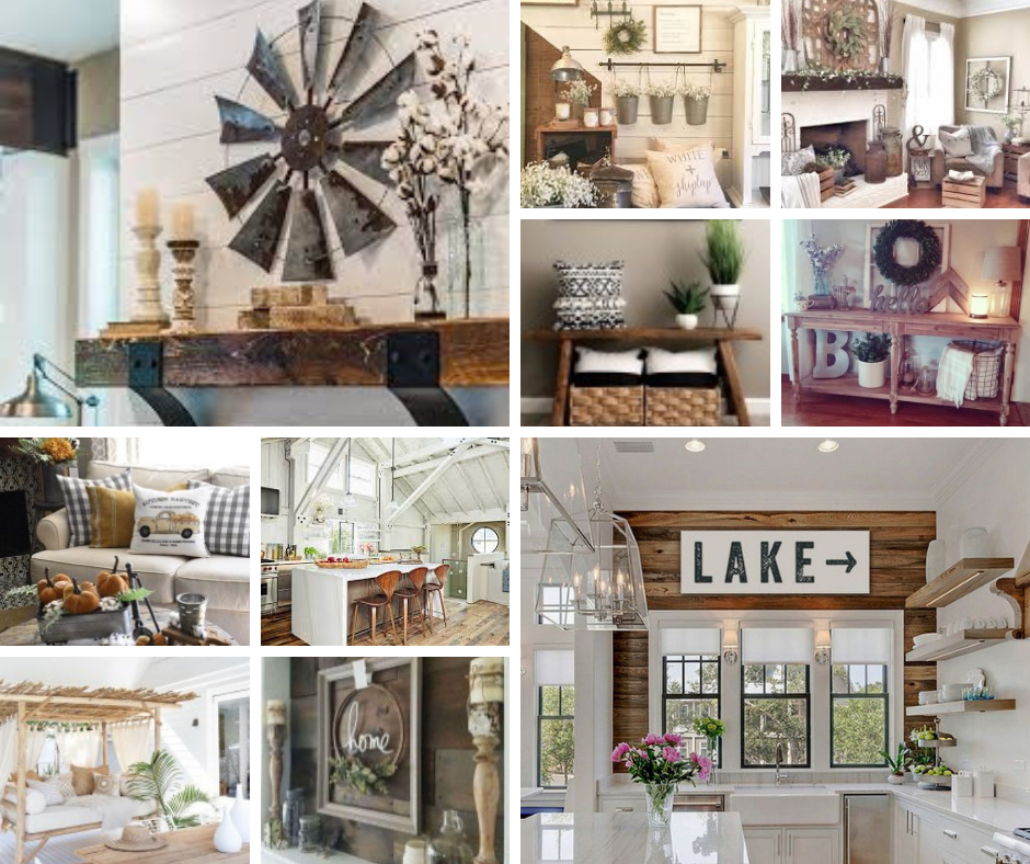 rustic charm on lake martin