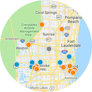 Hollywood Real Estate Map Search
