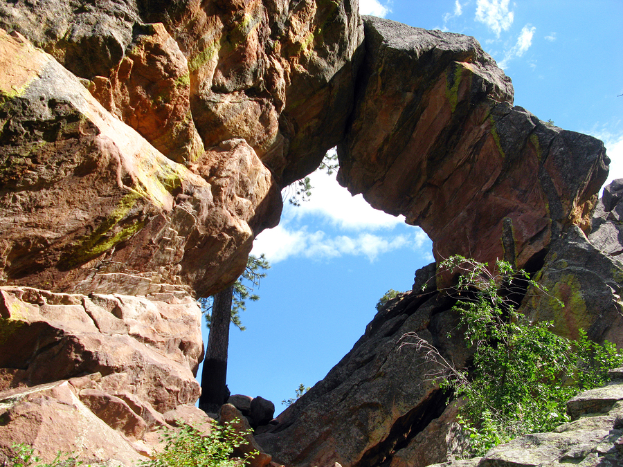 Explore Hiking at Chautauqua Park Near Boulder Property