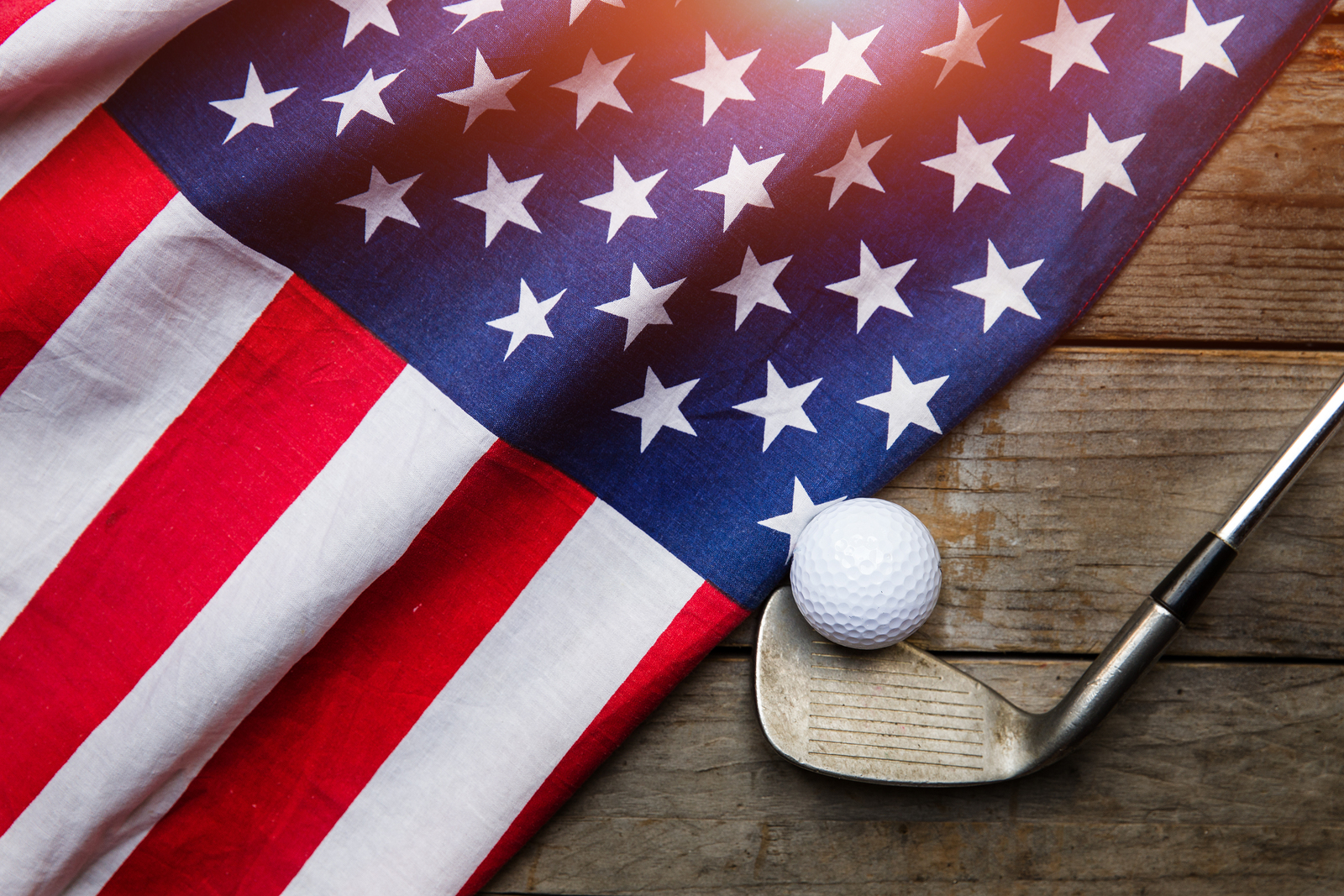 Luxury Oahu home owners golf for veterans day.