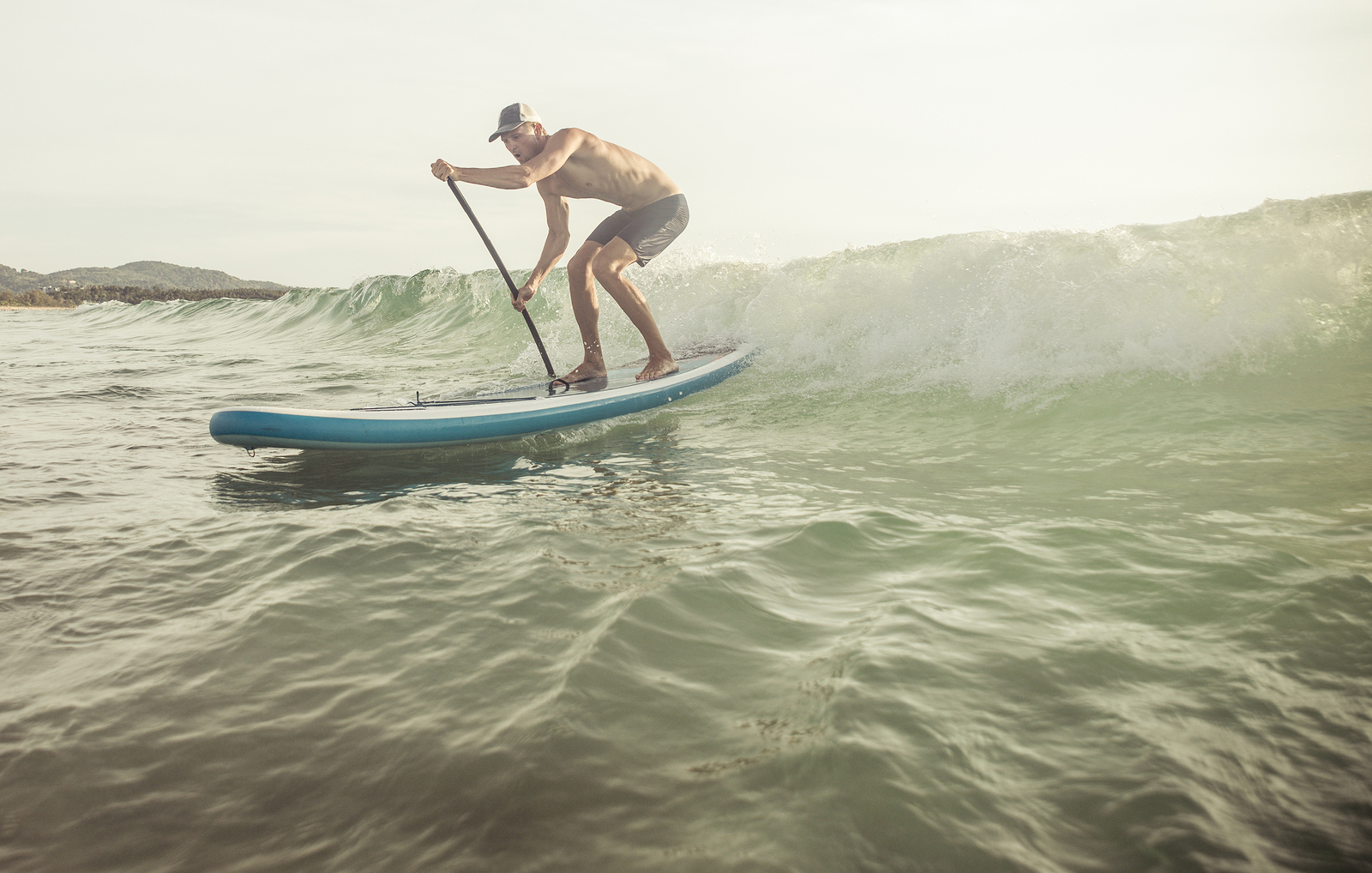 Own Hawaii Kai real estate and go paddleboarding.