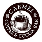 carmel coffee and cocoa bar logo
