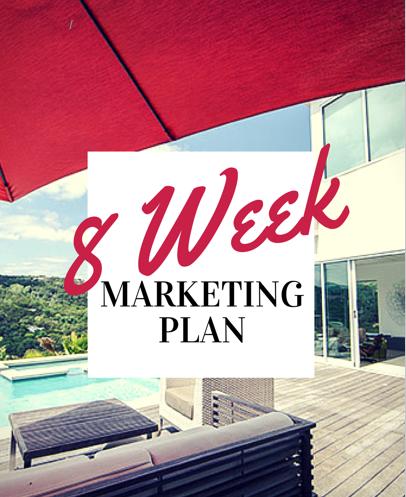 Mangrove Realty 8 Week Marketing Plan