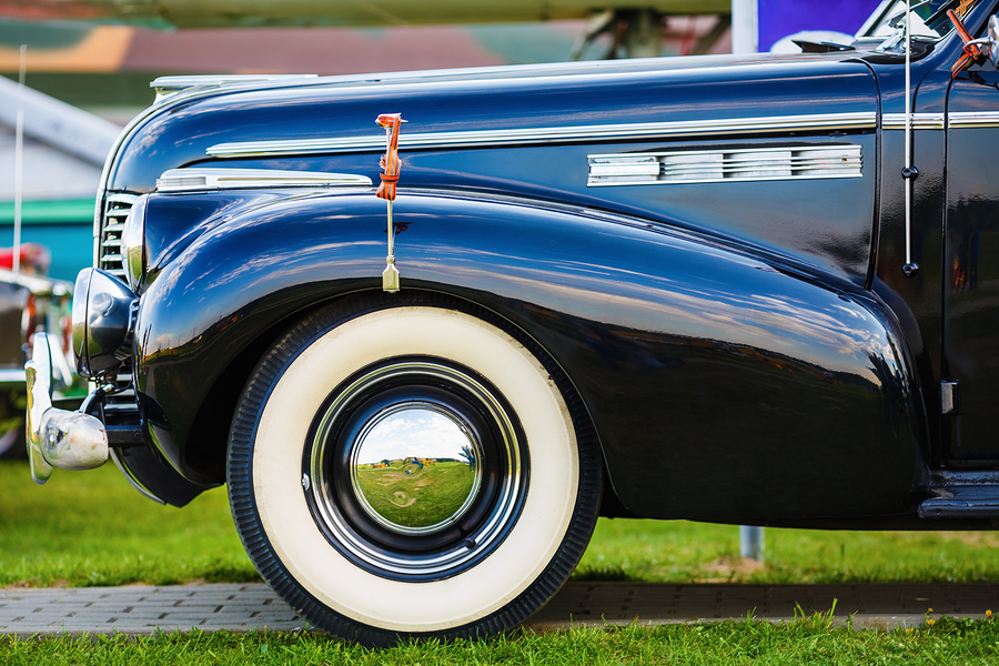 Enjoy a day of antique cars near your San Jose home.
