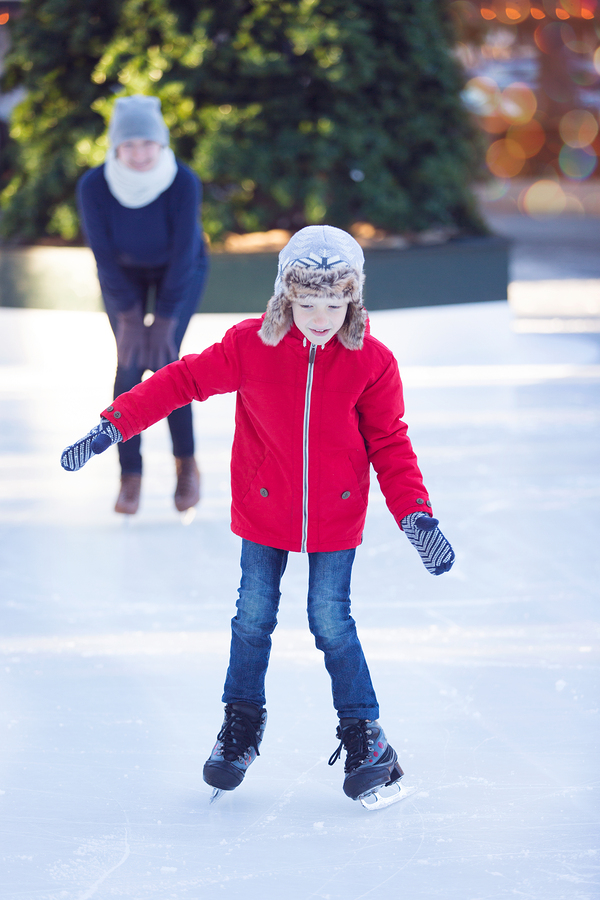 Go ice skating on San Jose real estate.
