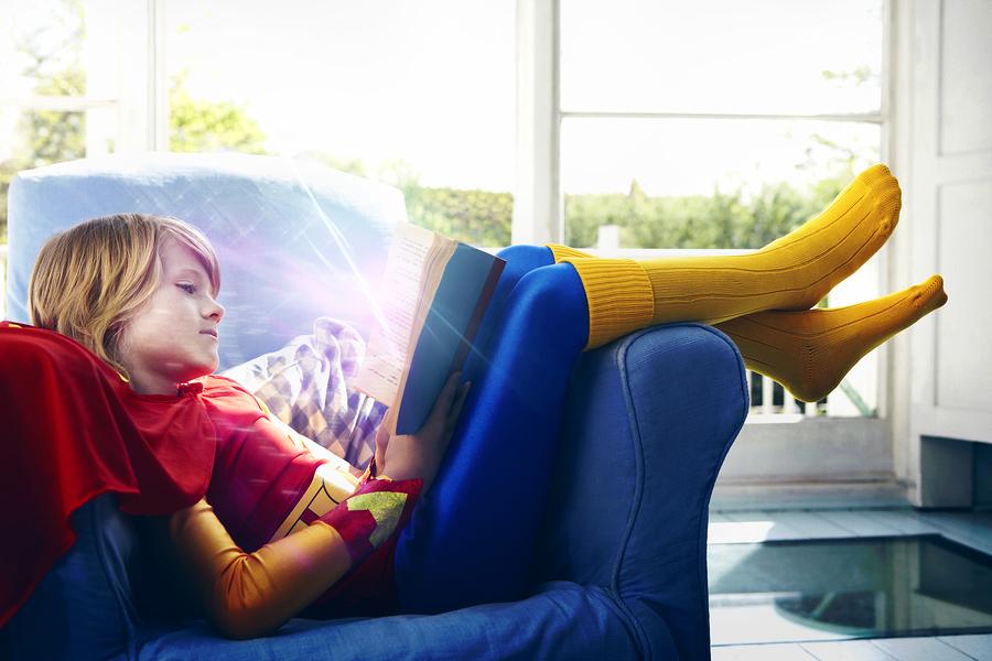 Kids from Santa Clara homes read all summer.