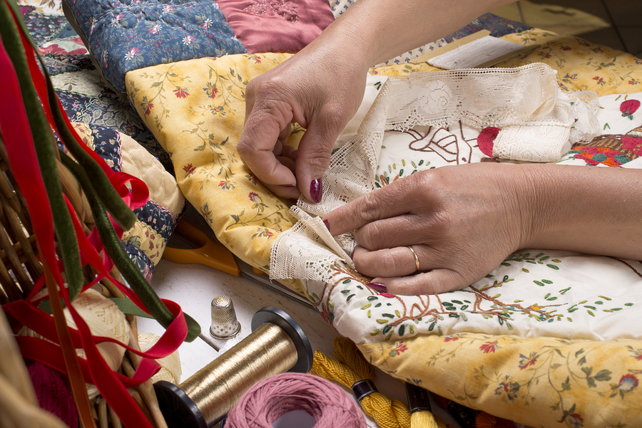 See quilts near your San Jose home.