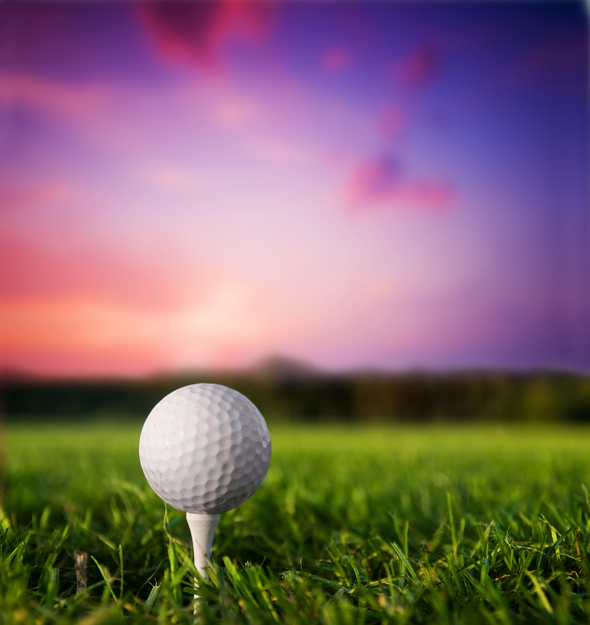 Play golf on Santa Clara property