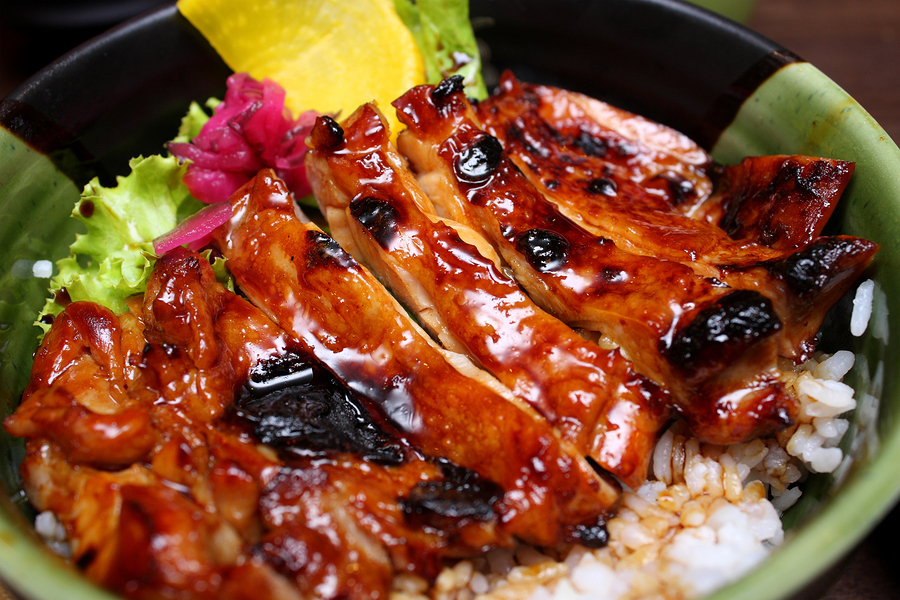 Get Japanese food on Santa Clara real estate.