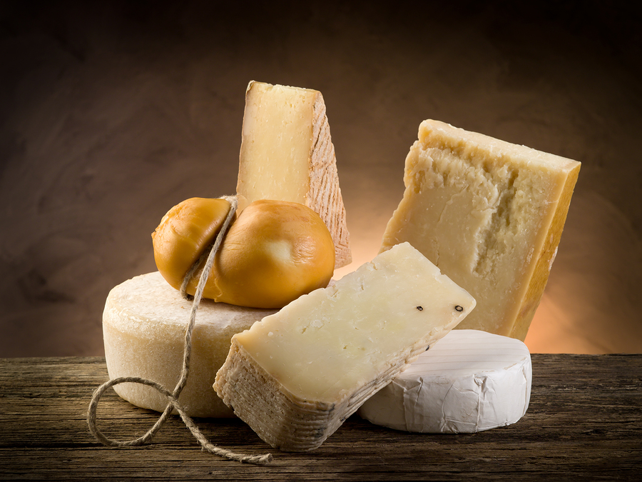 Get great cheese near San Jose homes.