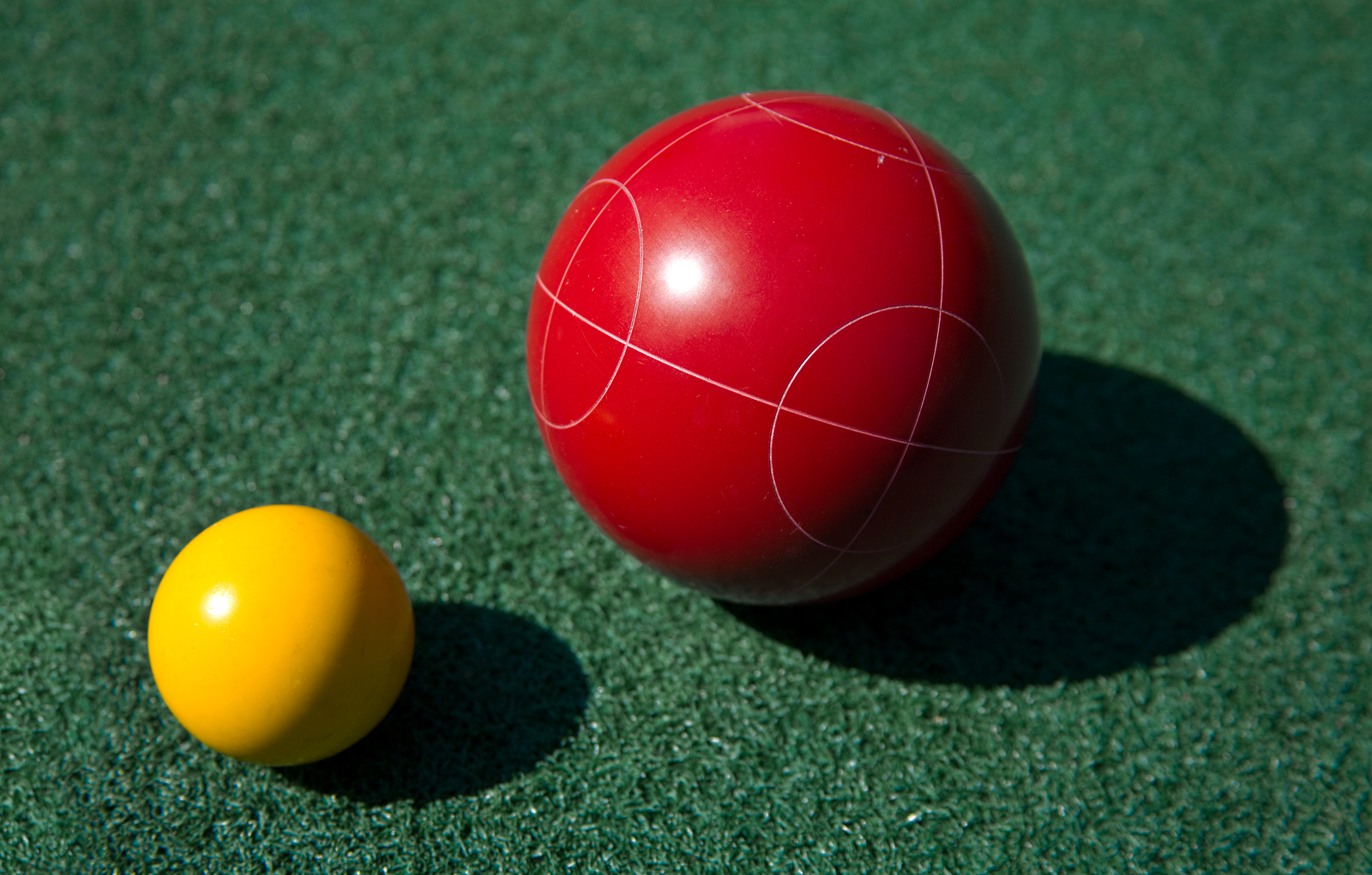 Play Bocce ball near Morgan Hills homes or a Silicon Vally home.