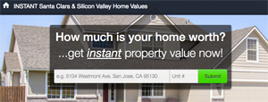 Get Your Silicon Valley Home Value