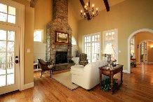 Williamsburg Ford's Colony home interior