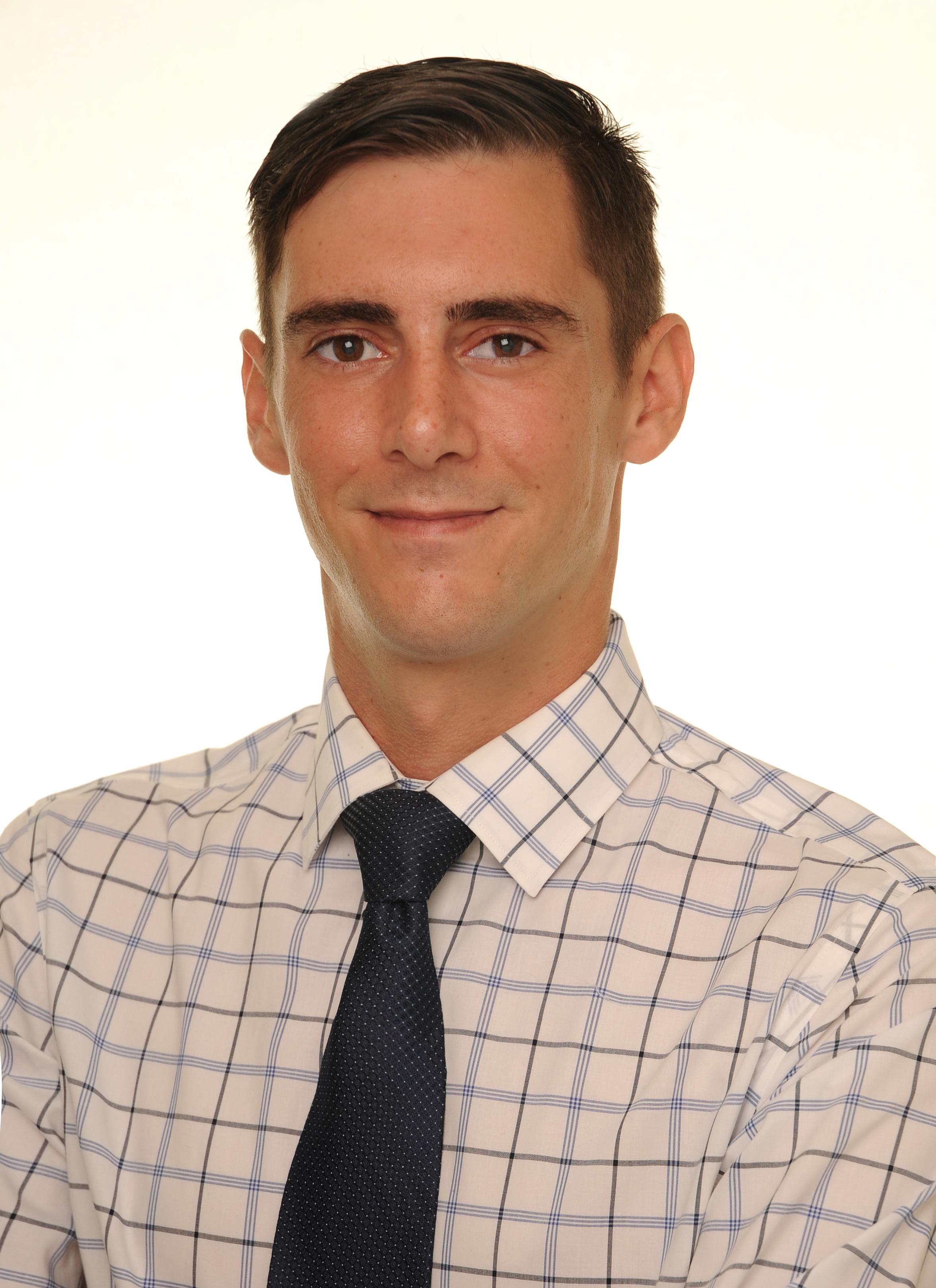 David Evans, Executive Assistant for the Matt Rhine Group