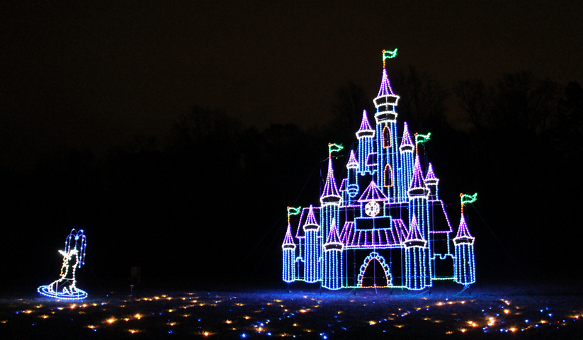 5 best places to see christmas lights in maryland for Best places to visit for christmas