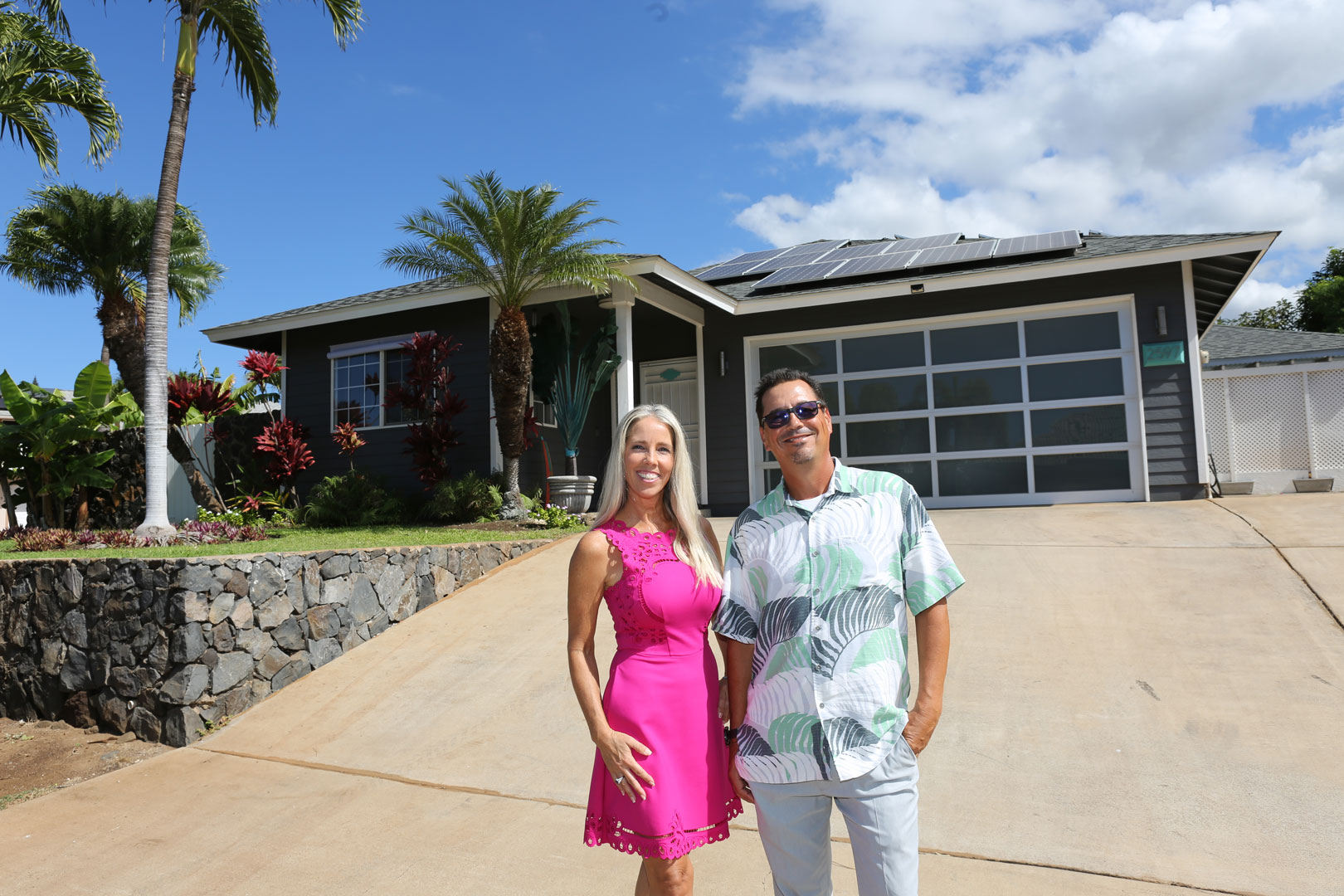 New Modern Home for sale on Maui
