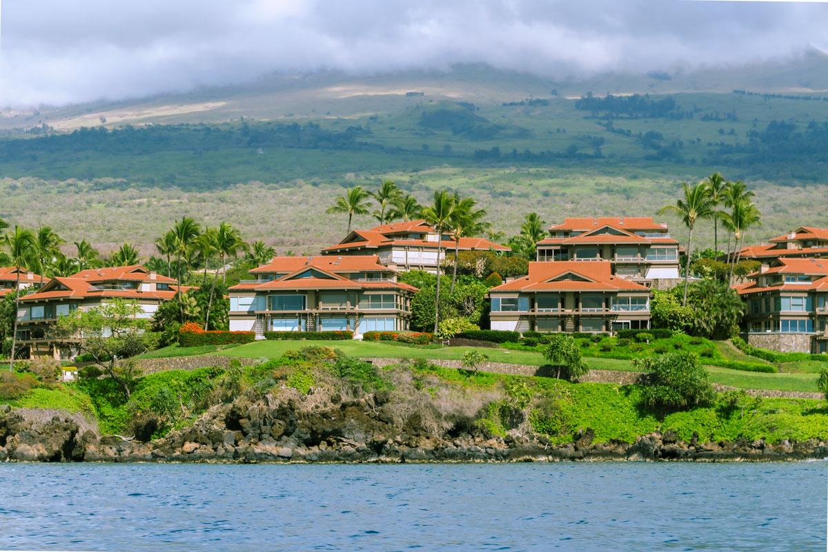 Wailea Point Village elegant residences