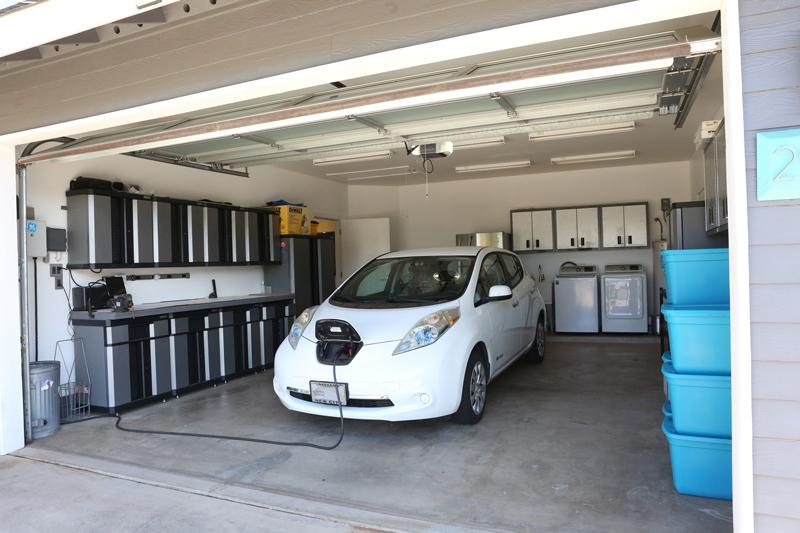 Electric Car Garage