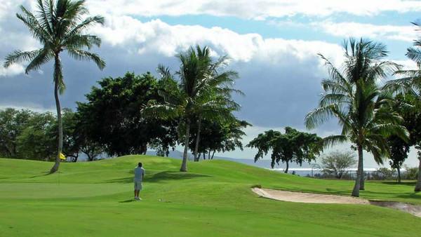 Maui Nui Golf Course
