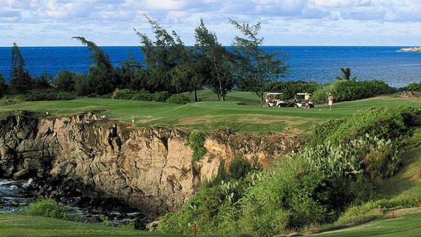 Kapalua Bay golf course