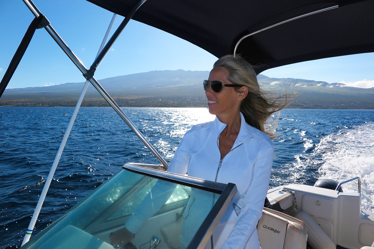 kelly anderson Maui boat captain